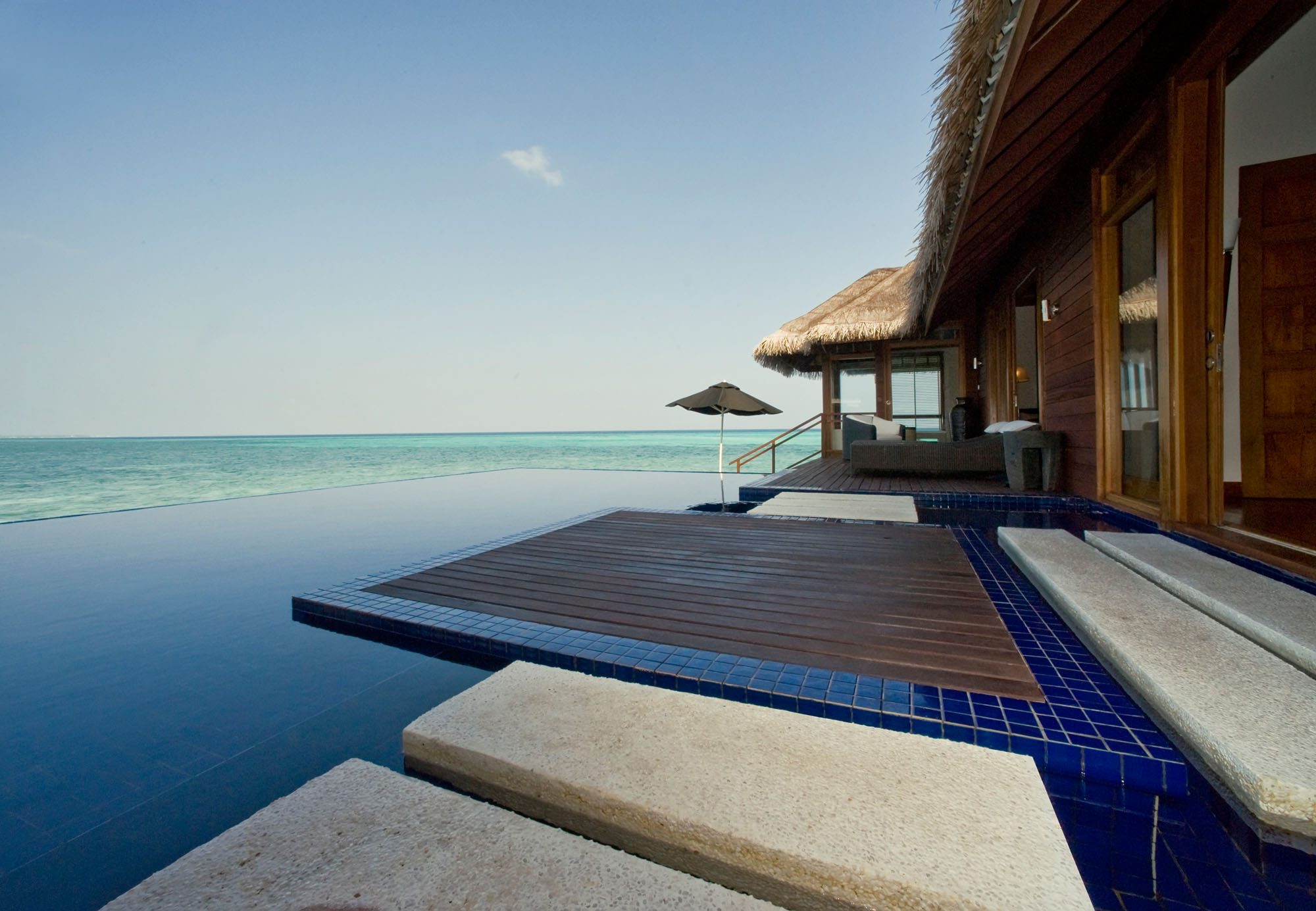 5 Star Lux Maldives Resort Architecture Amp Design