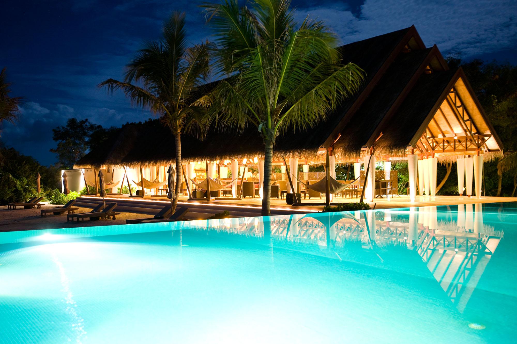 5 Star Lux Maldives Resort Architecture Amp Design