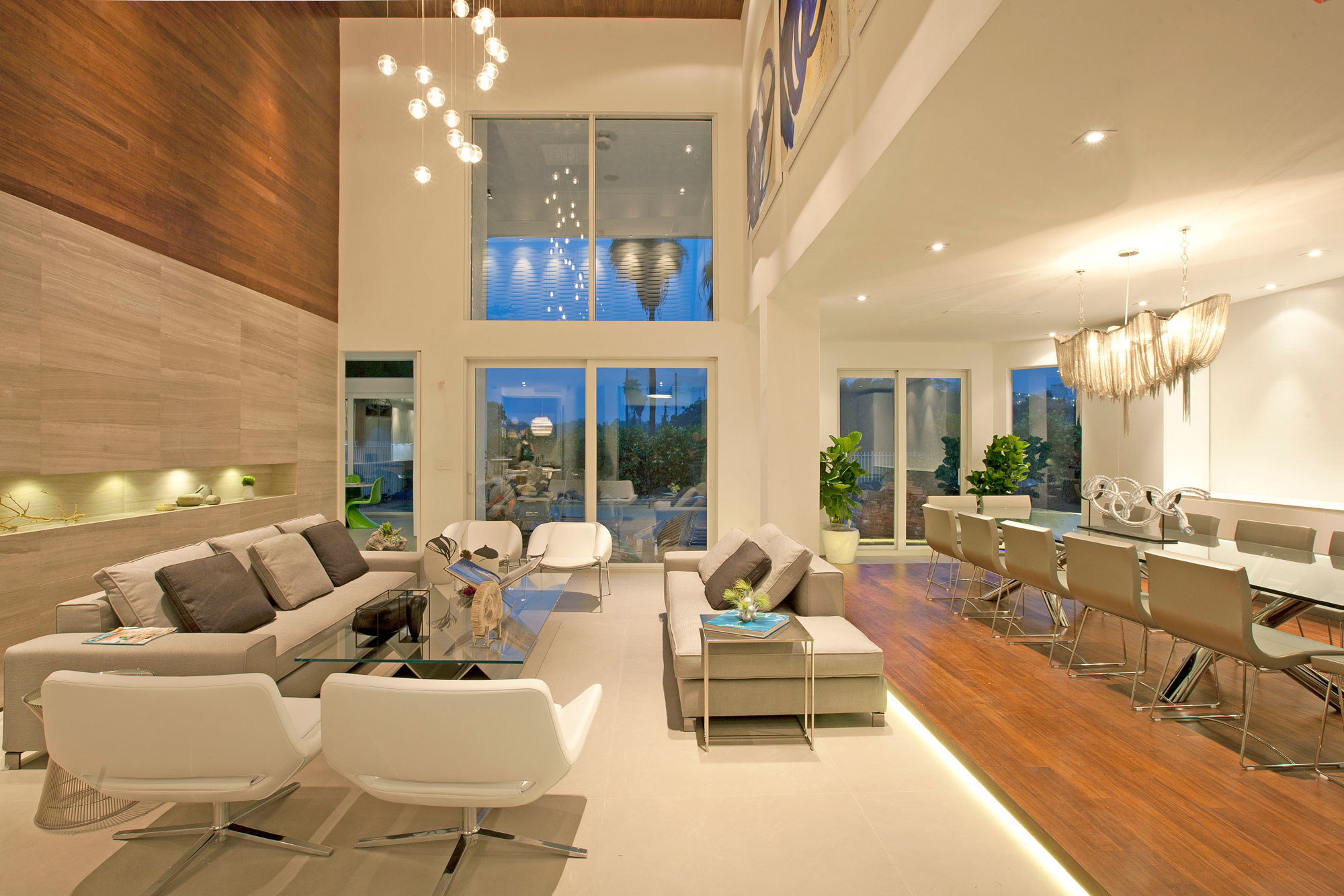 Miami Modern Home By Dkor Interiors Architecture Amp Design