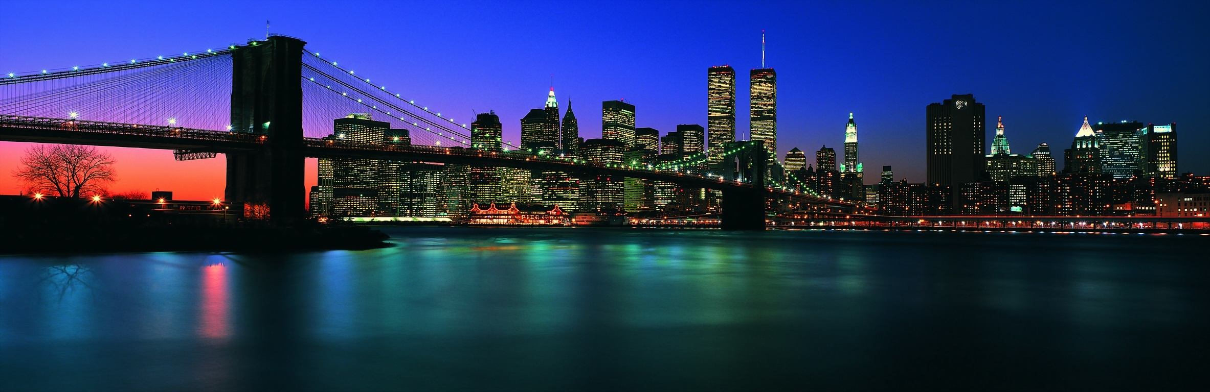 16 Cities Of Usa With Astonishing Night Views  U0026 Skylines
