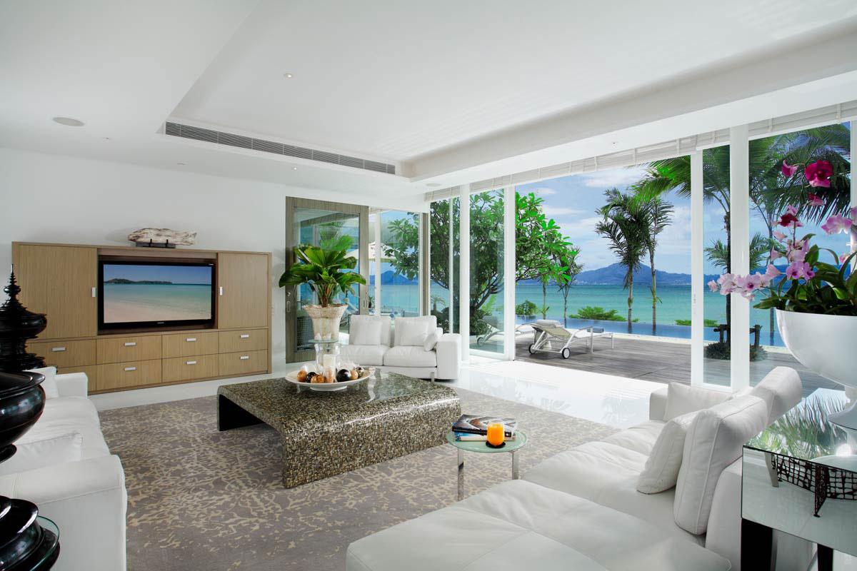 Oceanfront Villa Architecture Amp Design