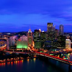 16 Cities of USA With Astonishing Night Views & Skylines