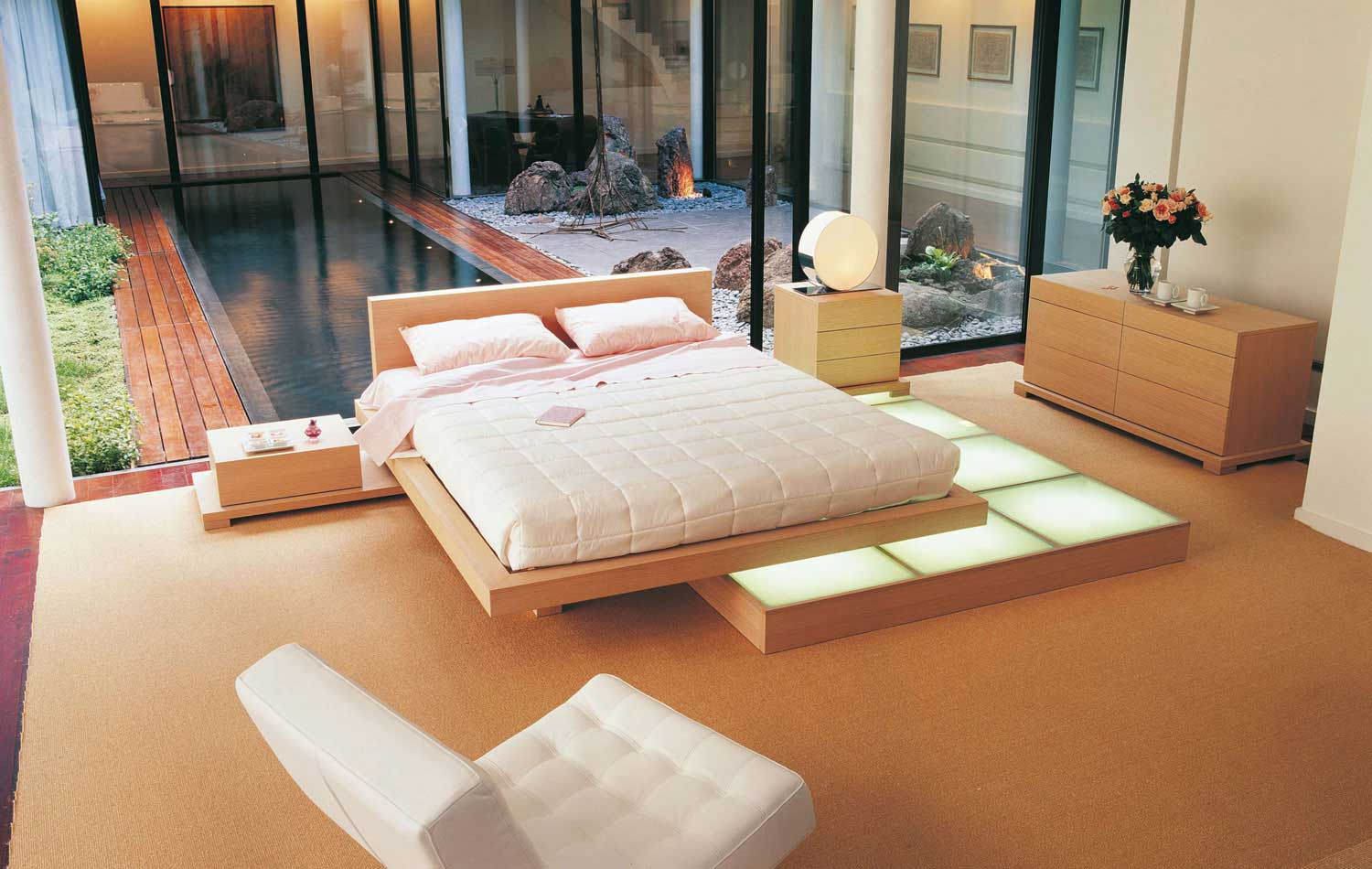 Bedroom Inspiration: 20 Modern Beds by Roche Bobois | Architecture ...