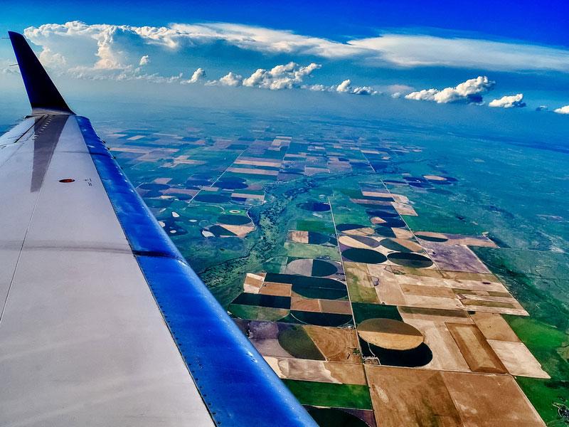 Seeing the World Through an Airplane Window 05