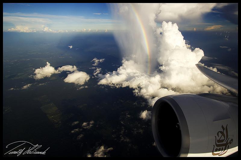Seeing the World Through an Airplane Window 17