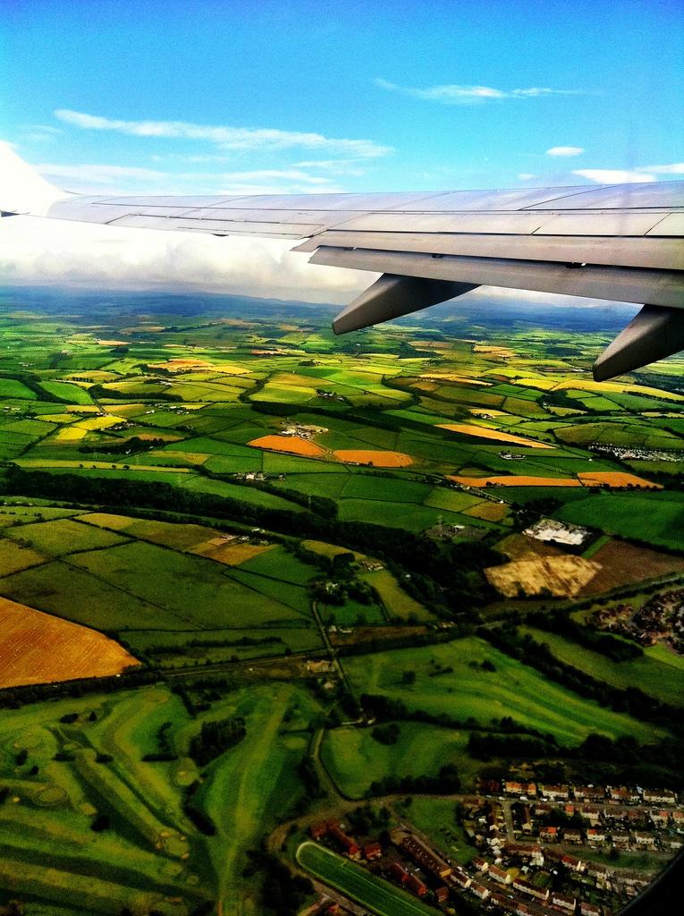 Seeing the World Through an Airplane Window 23