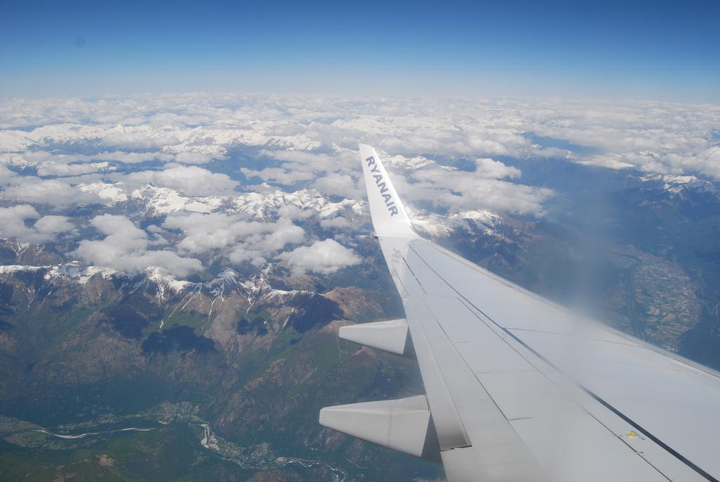 Seeing the World Through an Airplane Window 26