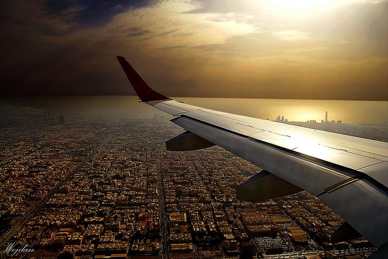 Seeing the World Through an Airplane Window 34