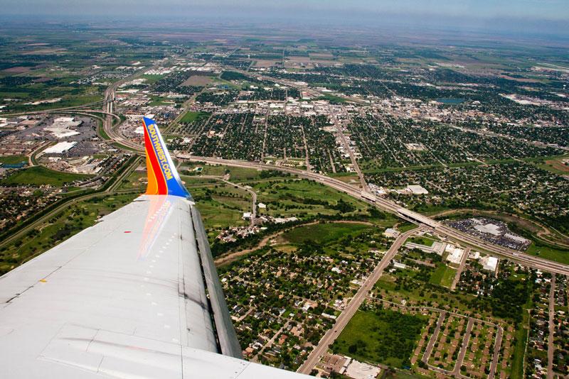 Seeing the World Through an Airplane Window 43