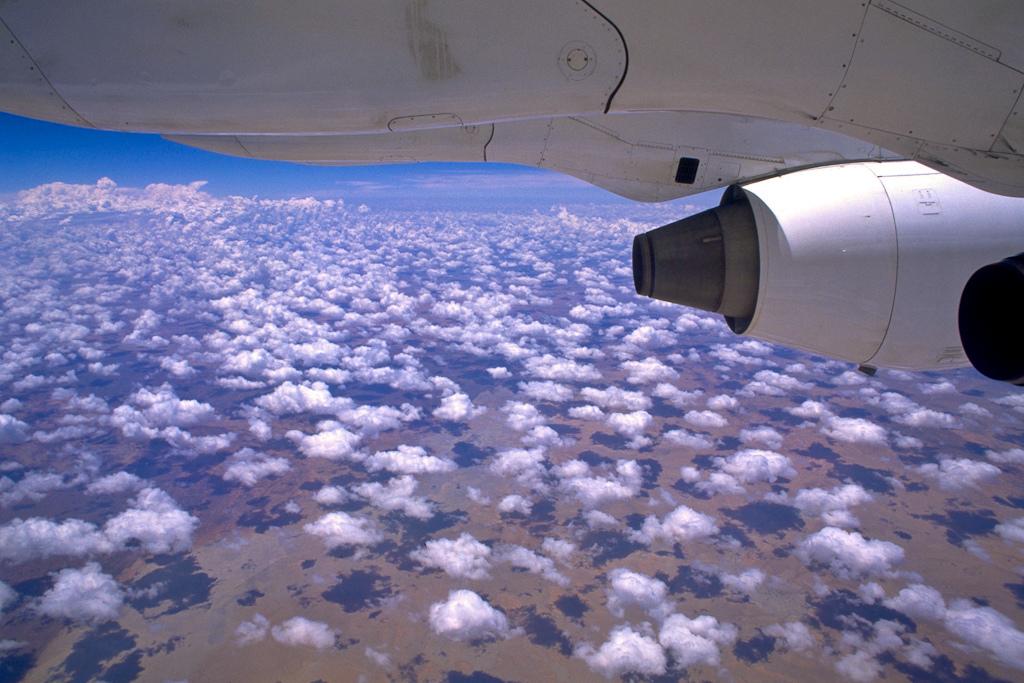 Seeing the World Through an Airplane Window 44