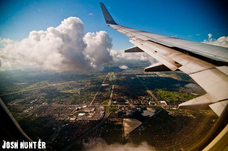 Seeing the World Through an Airplane Window 45