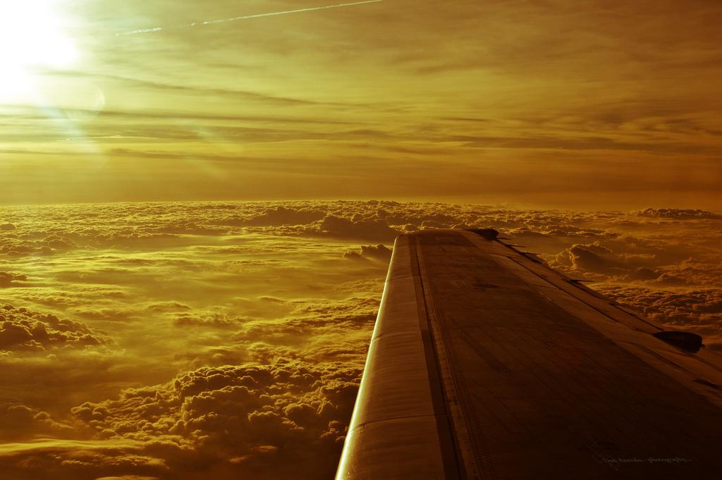 Seeing the World Through an Airplane Window 50