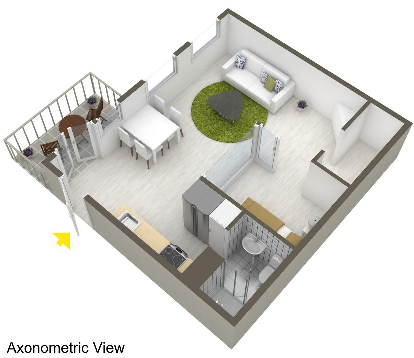 100 Floors Annex 56