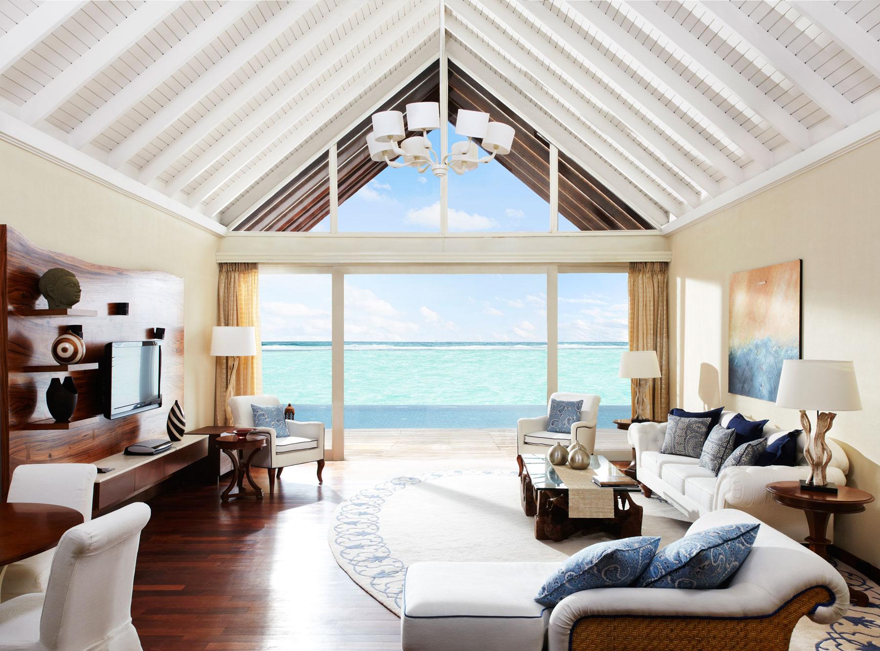 5-Star Taj Exotica Resort and Spa Maldives | Architecture