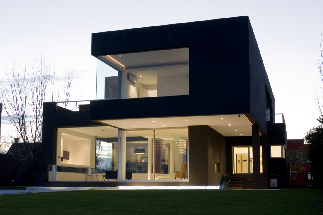 home design architecture the black house by andres remy arquitectos architecture 12070
