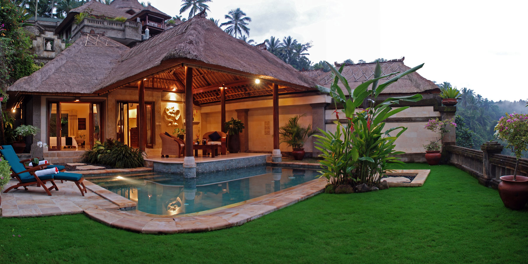 5 star viceroy bali resort in the valley of the kings for Viceroy home plans