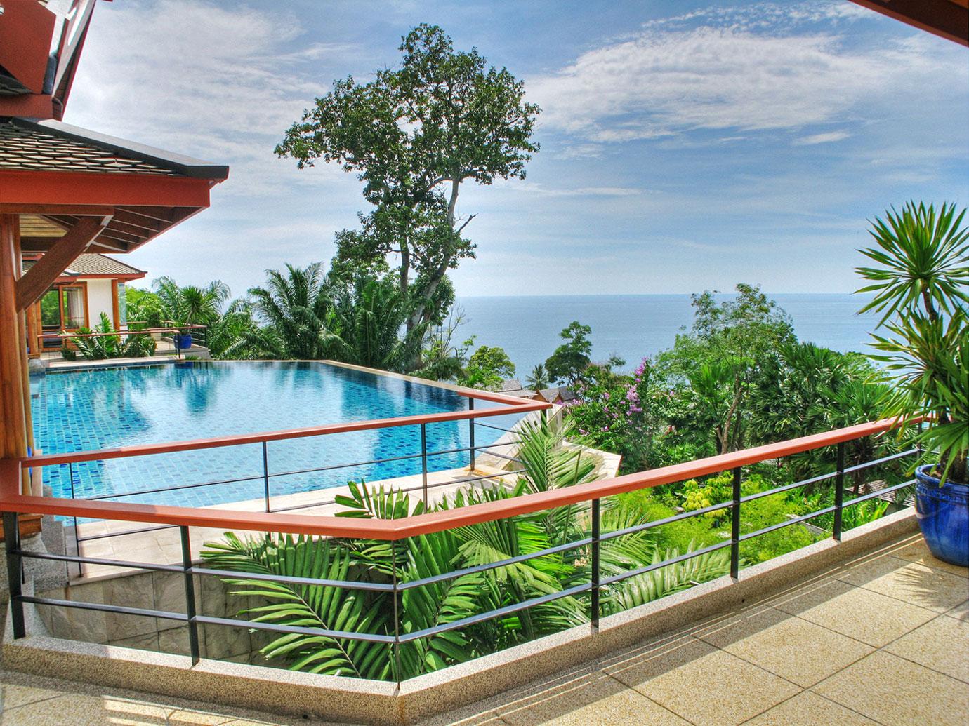 Villa Rak Tawan A Stunning Resort Architecture Design