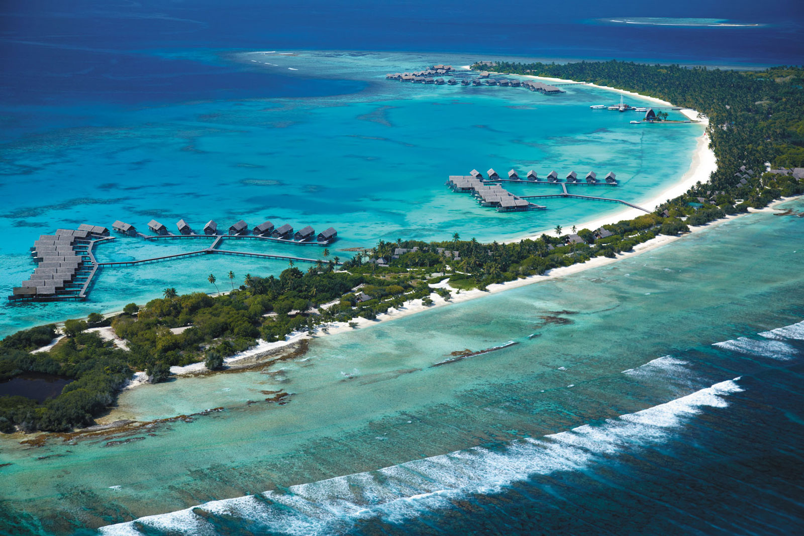 5 Star Shangri La S Villingili Resort And Spa