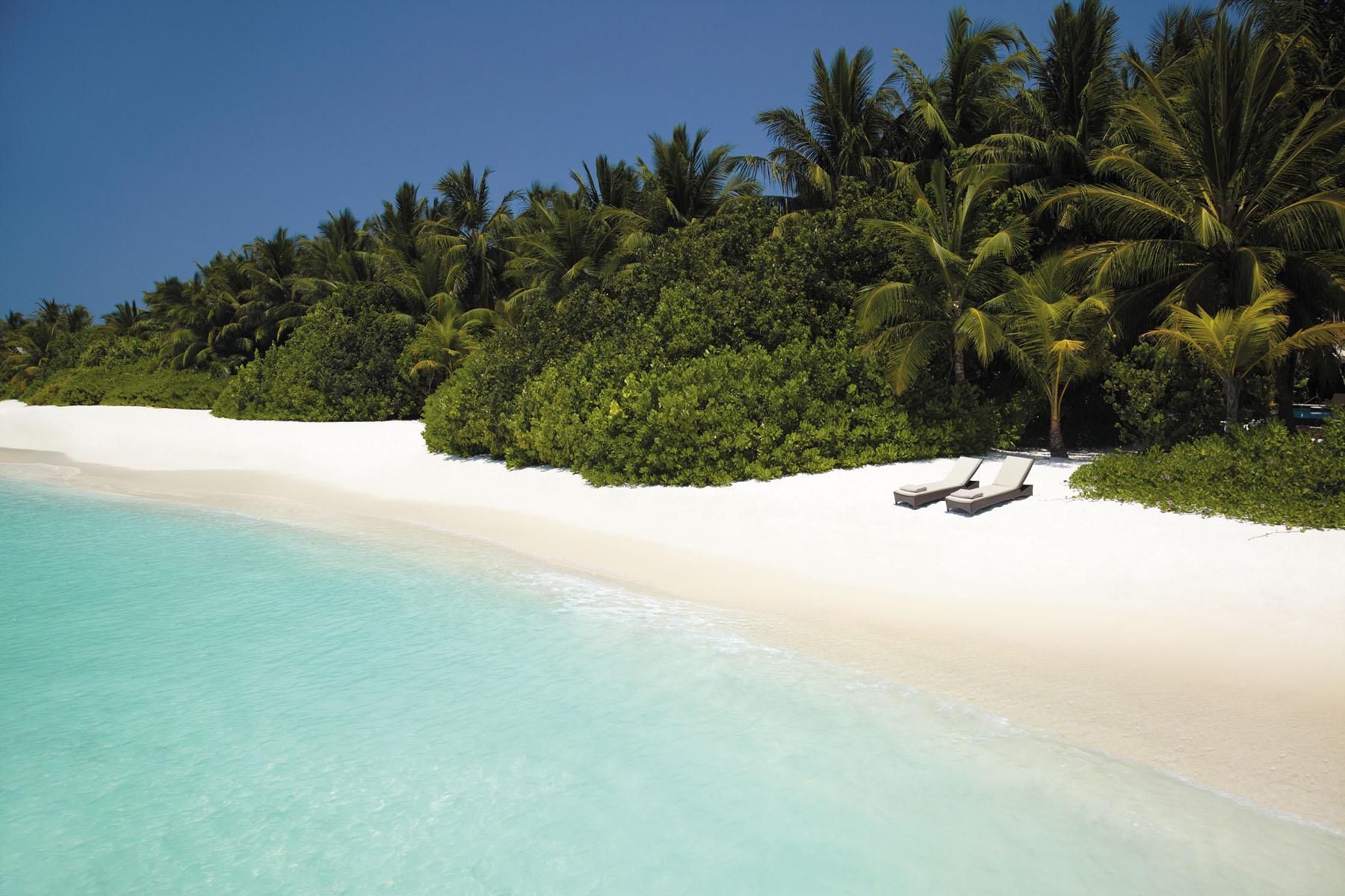 5 Star Shangri La S Villingili Resort And Spa