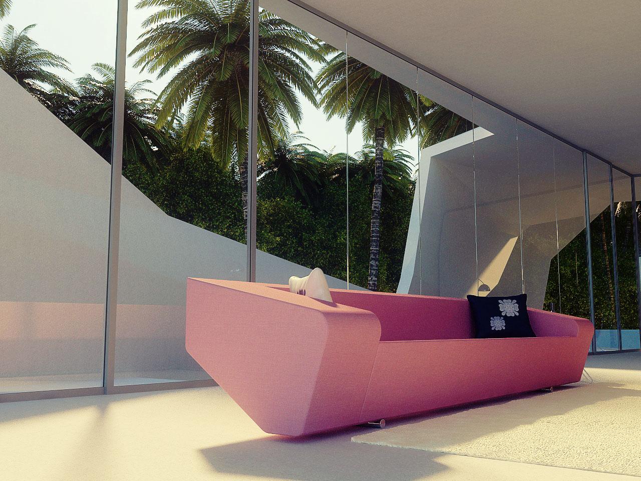 Summer House Ideas Interior >> Wave House by Gunes Peksen | Architecture & Design