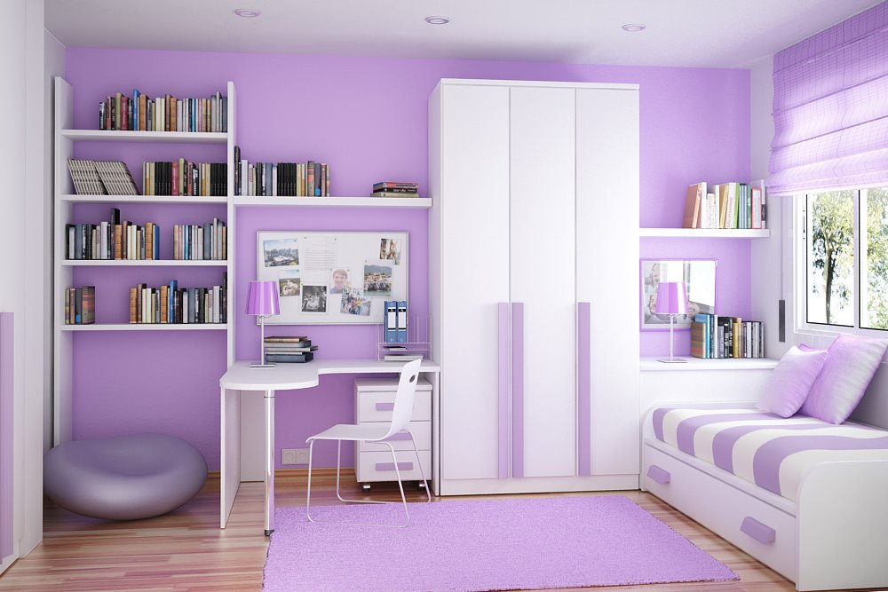 Small Kids Rooms Space Saving Ideas   Architecture & Design