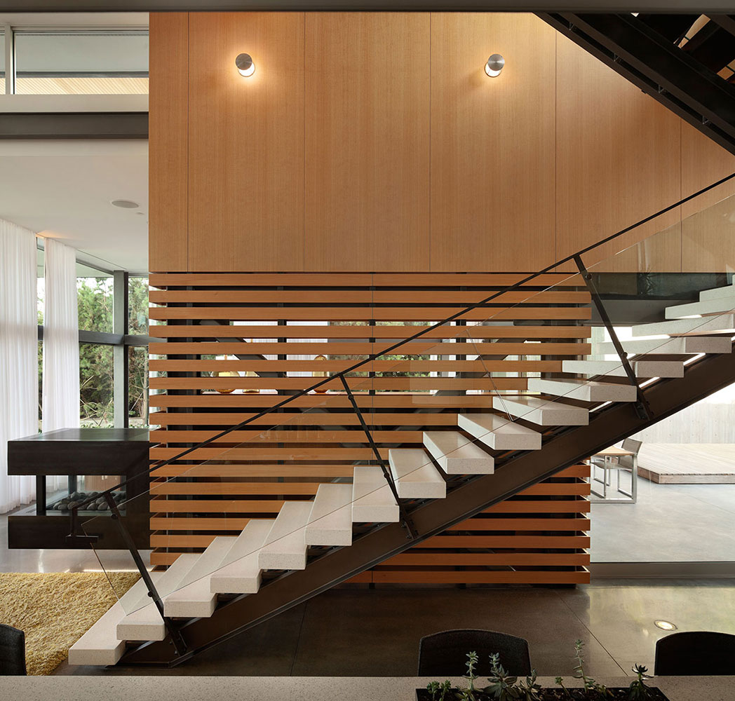 Graham House By E. Cobb Architects