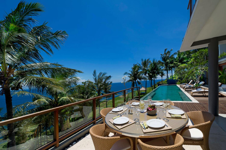 Malimbu Cliff Villa On Lombok Island Indonesia