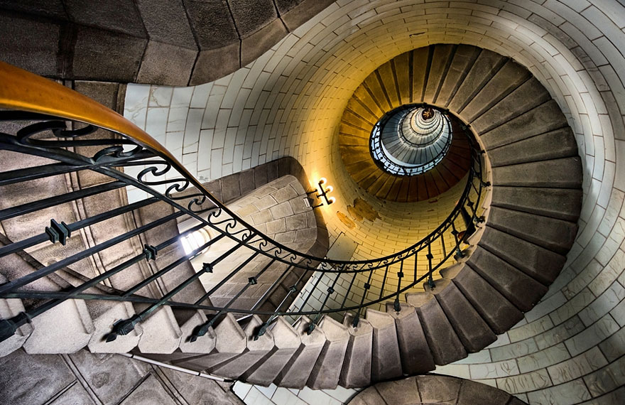 Spiral Stairs 12