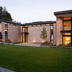 Washington Park Hilltop Residence by Stuart Silk Architects