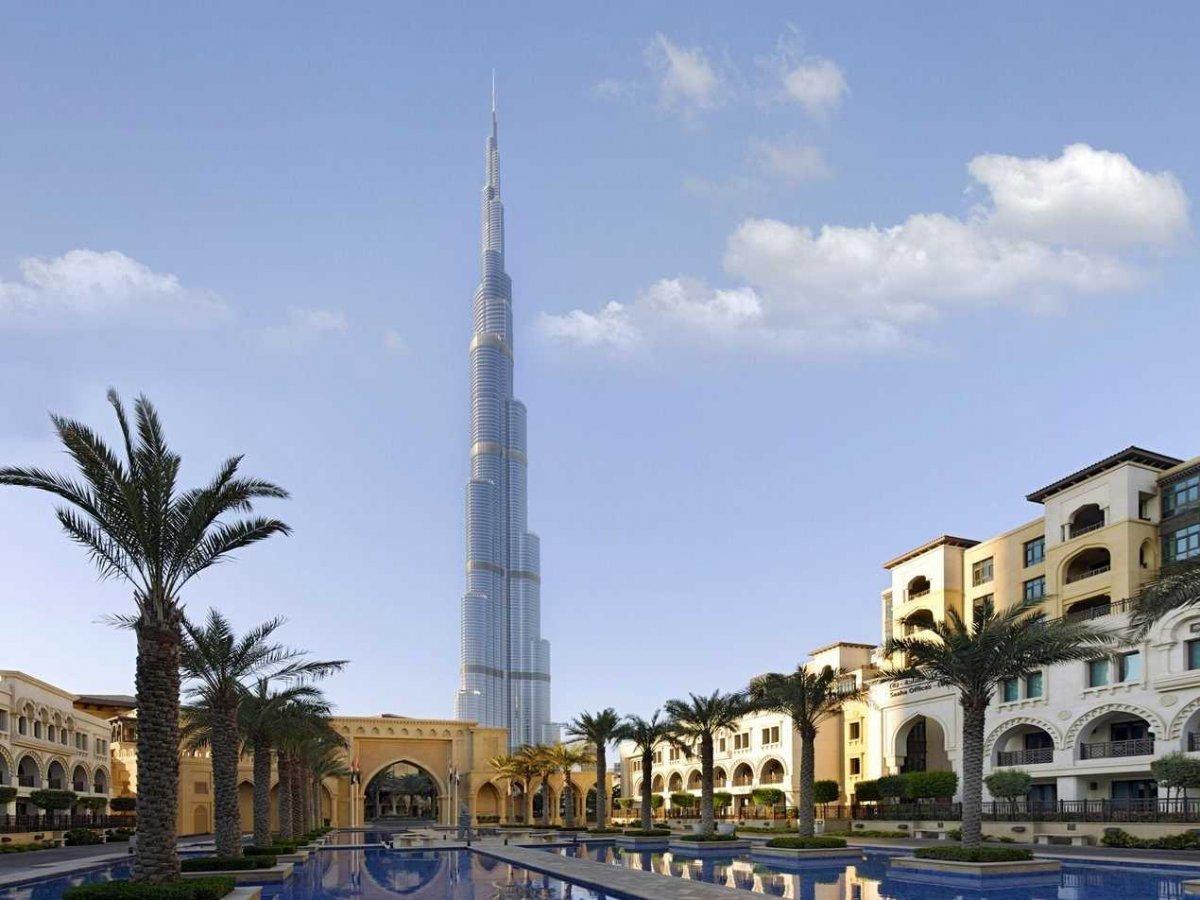 1-Burj Khalifa