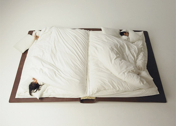 1-creative-beds-book-bed