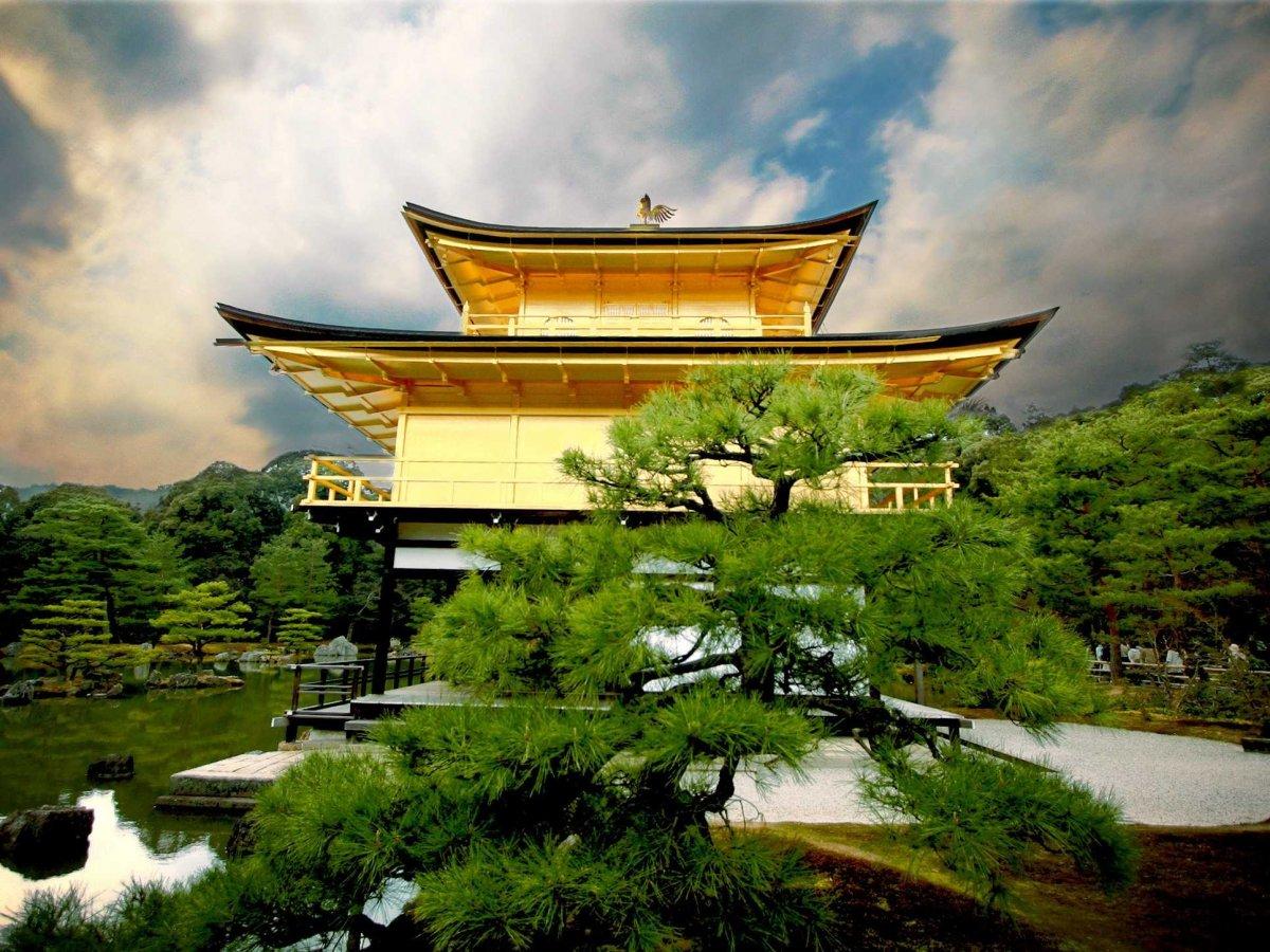 11-Golden Temple, Tokyo
