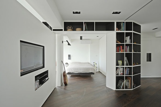 25 Coolest Room Partition Ideas
