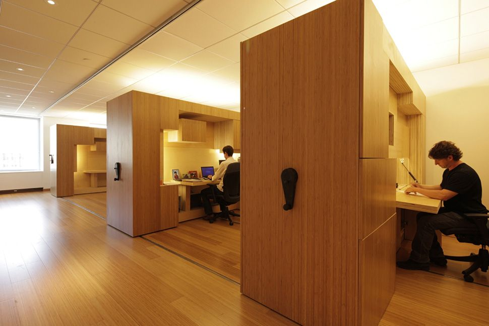 The Coolest Cubicles In The World Architecture Amp Design