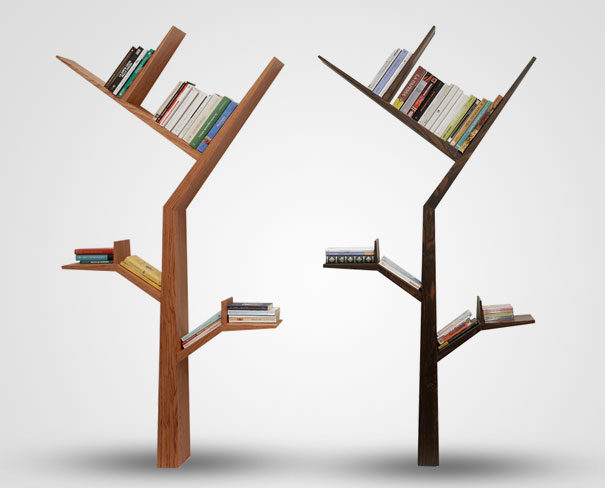 If Youu0027re The Romantic Type And Long For Summer Afternoon Readings Out In  The Park, The Booktree Shelves Will Help You Recapture The Feeling. ( Designer: ...