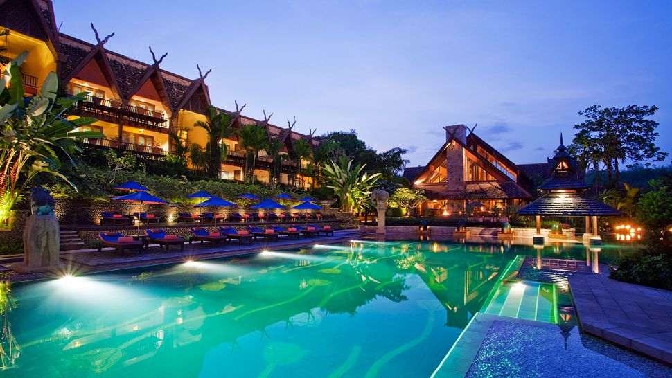 18-Anantara Golden Triangle Elephant Camp & Resort