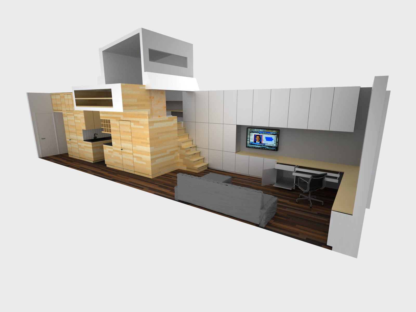 Live Large Apartment Video
