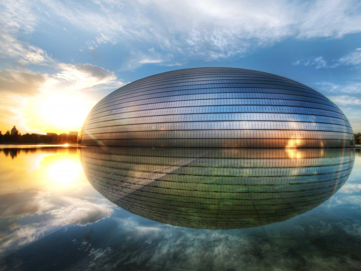 2-The Egg, Beijing