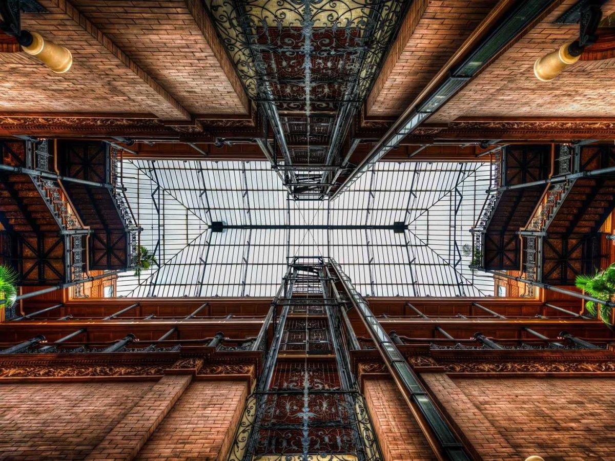 20-The Bradbury Building