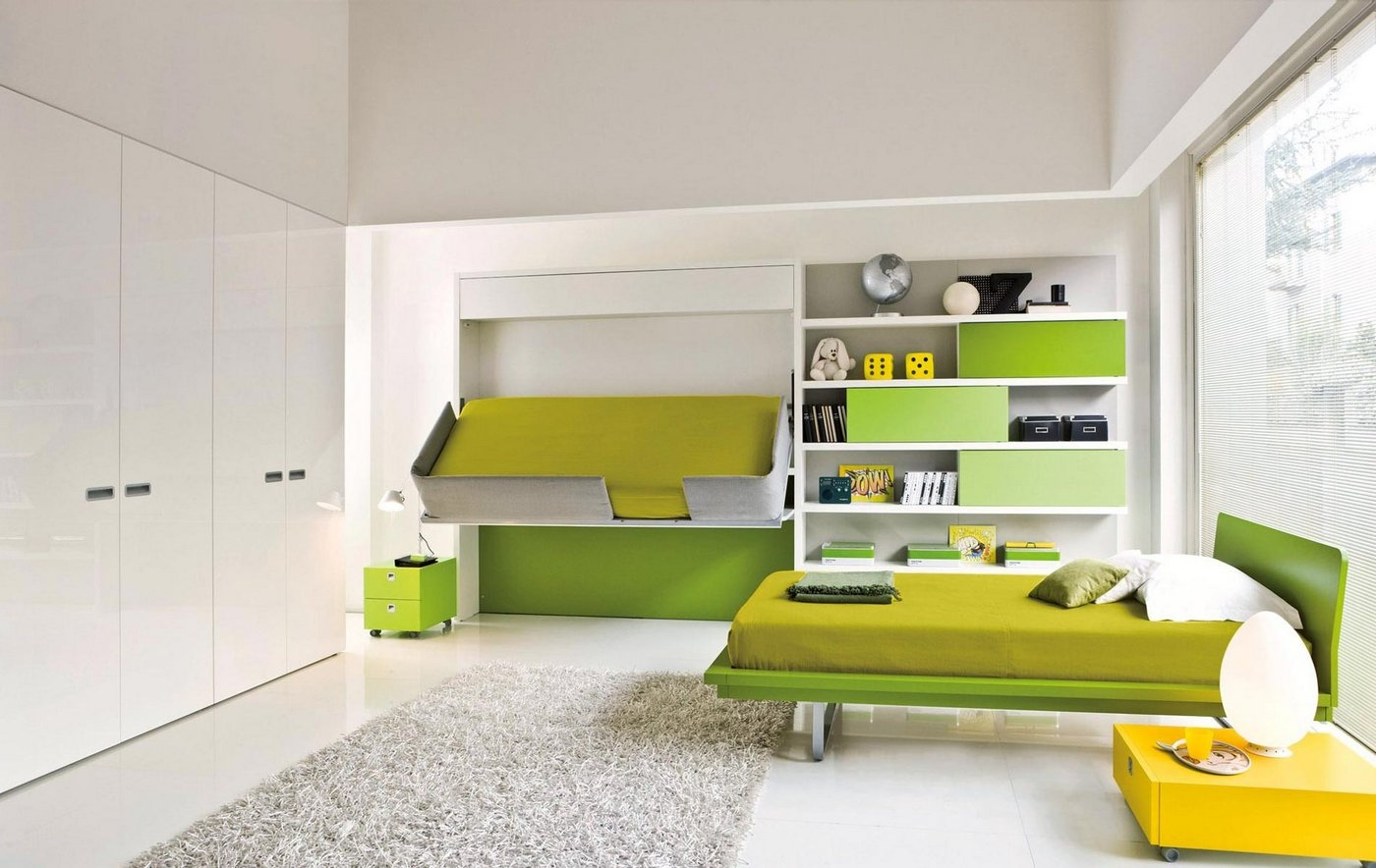 Transformable Space Saving Kids Rooms Architecture Amp Design