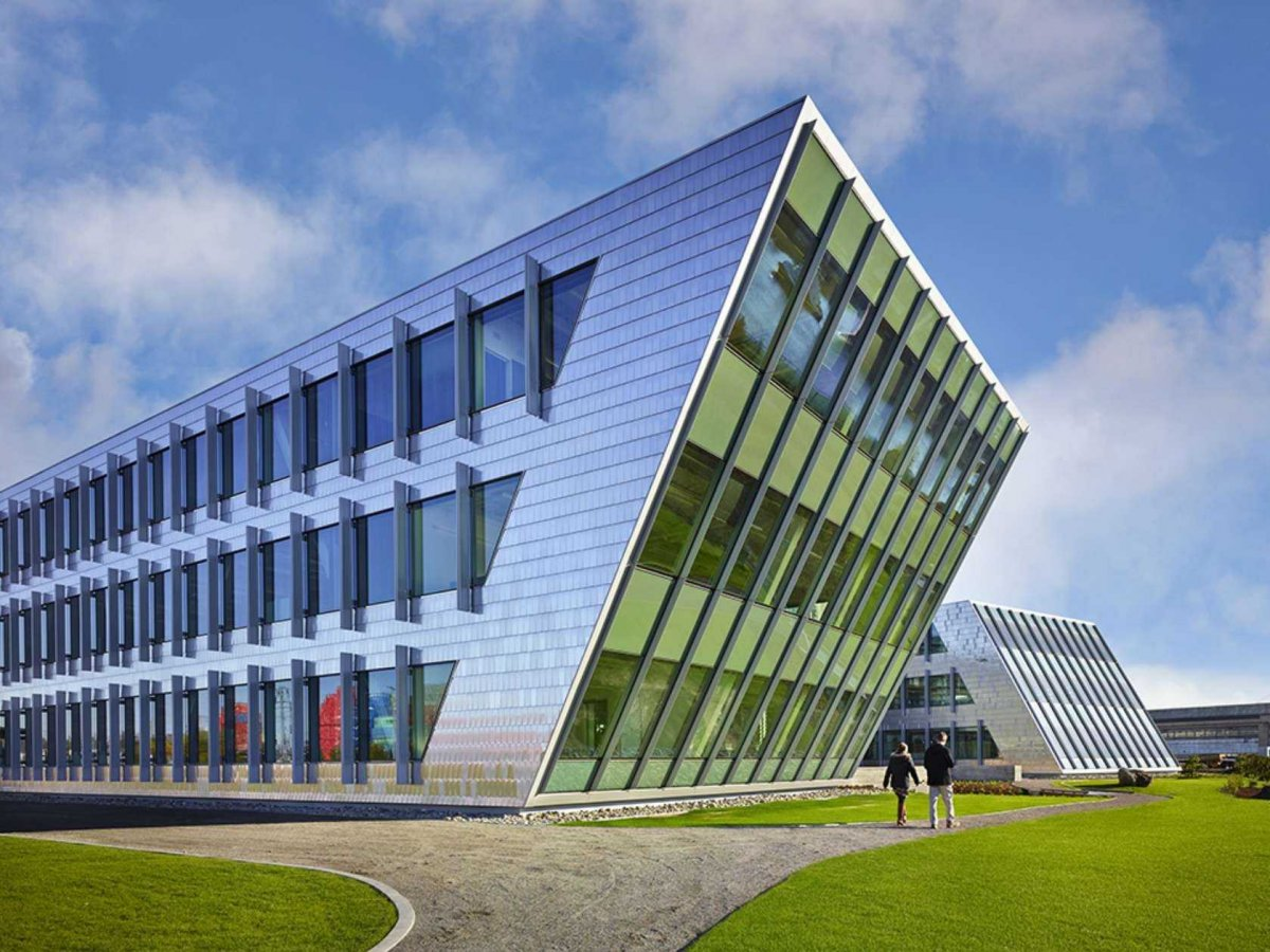 11 of the most beautiful office buildings on earth for What type of engineer designs buildings