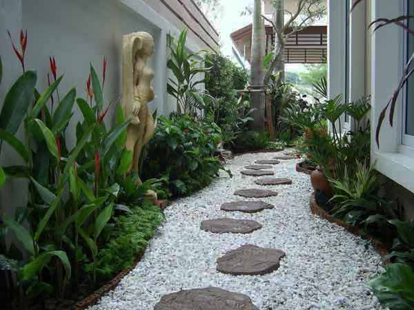 25 Lovely Diy Garden Pathway Ideas Architecture Amp Design