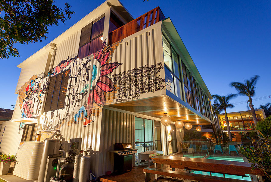 31 Shipping Containers Home By Zieglerbuild Architecture