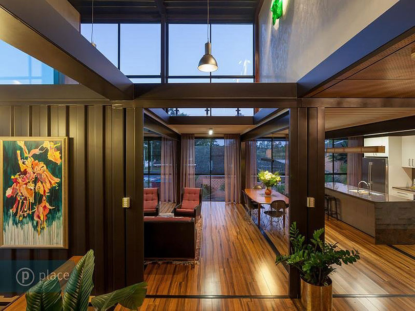 31 Shipping Containers Home By Zieglerbuild Architecture Design