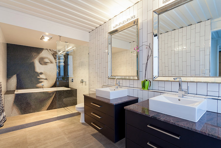 31 shipping containers home by zieglerbuild architecture for Bathroom remodel for 6000