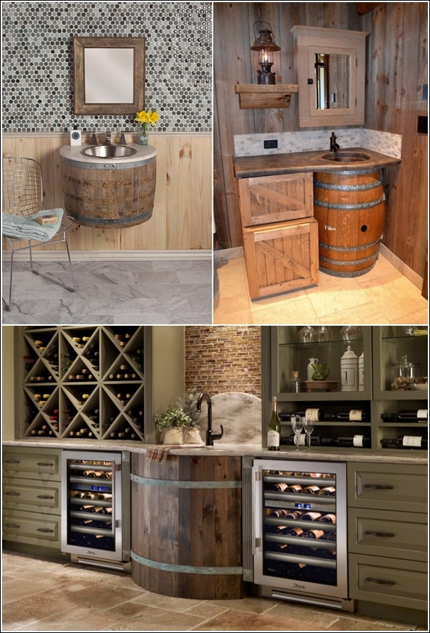 15 Amazing Sink Designs for Your Bathroom and Kitchen ...