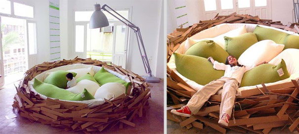 7-creative-beds-bird-nest