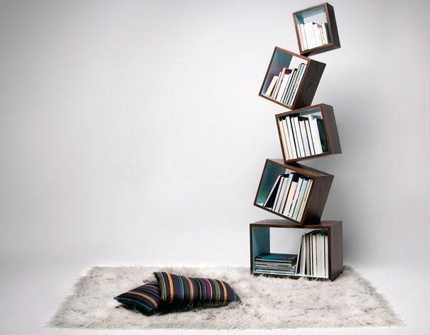 ... Equilibrium Bookcase. 7