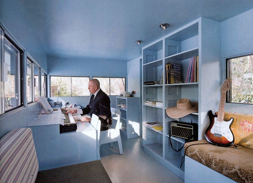 The coolest cubicles in the world architecture design for Cool small office designs