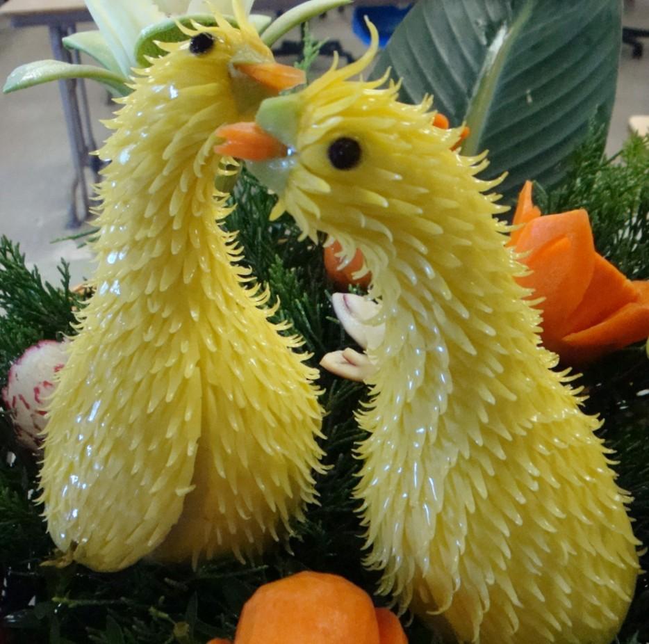 eagle fruit fruit monster